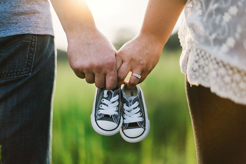 Growing a family the right way is challenging